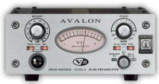 Voix Off Preampli Avalon